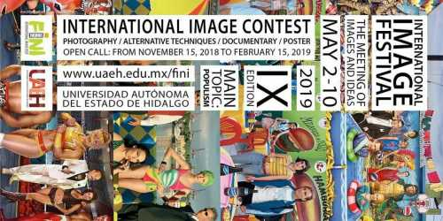 FINI The International Image Contest 2019