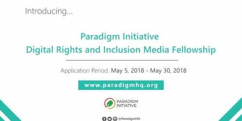 Digital rights and inclusion media fellowship | mina7 net