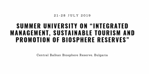 """Integrated Management, Sustainable Tourism, and Promotion of Biosphere Reserves"""