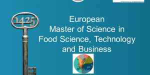 European Master of Science in Food, Science, Technology and Business