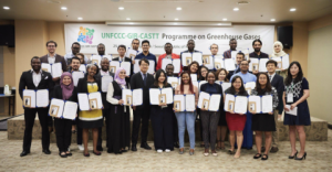 Training on Greenhouse Gas Inventories 2019 in South Korea