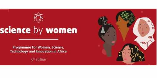 Science by Women – Program for Women, Science, Technology and Innovation in Africa