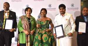 2020 Commonwealth Youth Awards for Excellence in Development