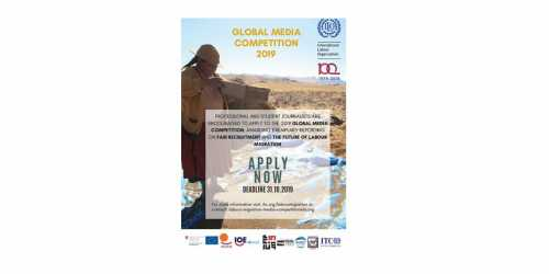 ILO Global Media Competition on Labour Migration 2019