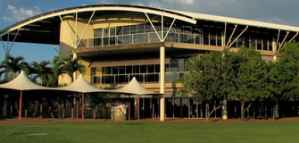 Partial Bachelor and Postgraduate Global Excellence Award at Charles Darwin University in Australia