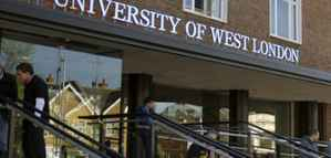 Undergraduate and Postgraduate Scholarships at the University of West London in UK 2019
