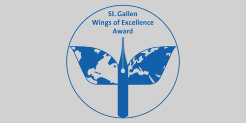 St. Gallen Wings of Excellence Award