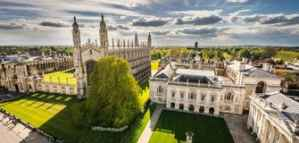 Scholarships for Undergraduate and Graduate Students at Cambridge in the United Kingdom
