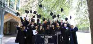 Graduate Scholarship Program in Physics at The Duke University in the US