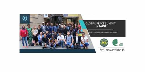 Global Peace Summit in Ukraine 2019