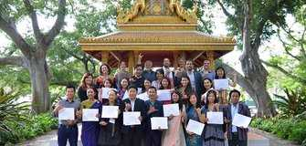 2020 Asia Pacific Leadership Program from East-West Center