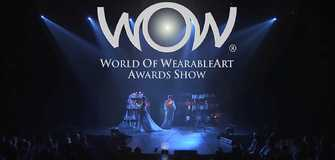 A Chance to Win NZD187,500 at the 2020 World of WearableArt Competition