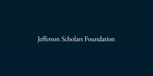 The Jefferson Scholars Foundation National Fellowship
