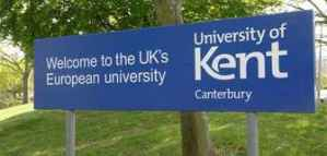 Master's Scholarship in the UK for International Students at University of Kent Partially-Funded 2020
