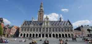 Global Minds PhD Scholarship for Moroccans from KU leuven University in Belgium 2020