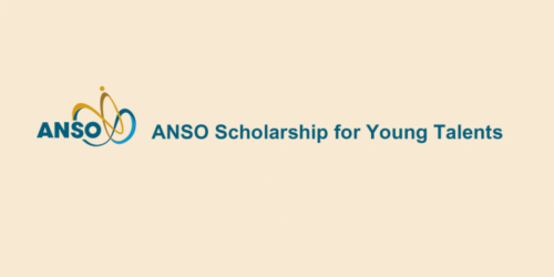 The ANSO Scholarship for Young Talents 2020 – Call for Applications