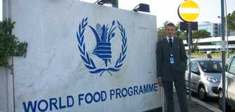 Paid Internship Opportunity for Master Students at WFP in Italy