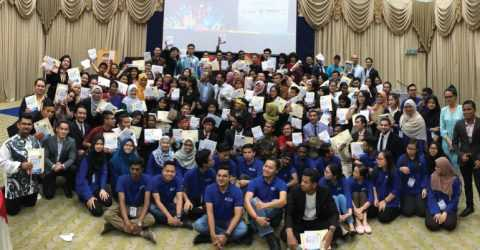 Diversity and Inclusion Youth Conference 2020 in Malaysia