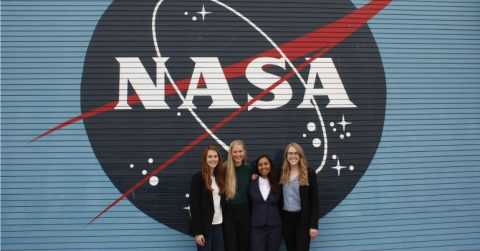 NASA DEVELOP Summer Program 2020 in USA