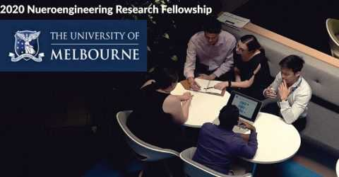 2020 Nueroengineering Research Fellowship in Australia (Paid)