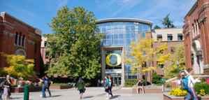 Undergraduate & Graduate Scholarship at the University of Oregon in the US 2020