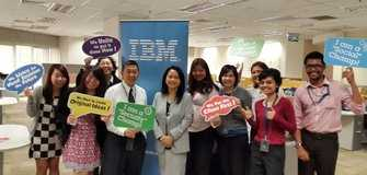 Internships in IT & Buisiness for University Students at IBM in Malaysia 2020