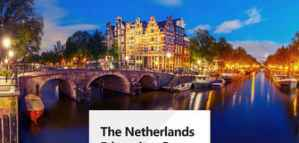 Youth Entrepreneurship Workshop in the Netherlands from the Netherlands Education Group 2020