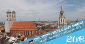 The One Young World Summit 2020 in Munich, Germany