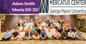 Mercatus Center Adam Smith Fellowship 2020- 2021