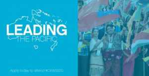 Leading The Pacific Scholarship to join One Young World Summit 2020 in Germany