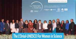 The L'Oréal-UNESCO For Women in Science Sub-Saharan Africa Programme 2020