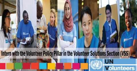 Intern with the Volunteer Policy Pillar in the Volunteer Solutions Section (VSS) at UNV in Germany