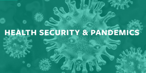 Solve's Global Health Security and Pandemic Challenges