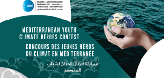 Mediterranean Youth Climate Heroes Contest from The Center for Mediterranean Intergation