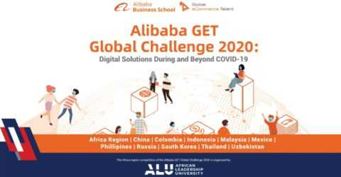 Alibaba GET Global Challenge 2020 ( Win Trip to Alibaba HQ)