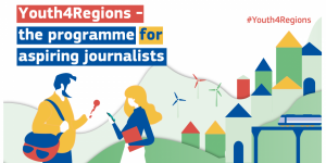 Youth4Regions – Programme for Aspiring Journalists