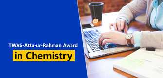 5,000 TWAS Award for Developing Country Scientists with Ph.D. in Chemistry 2020