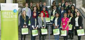 Green Talents Competition for Pioneering Scientists held in Germany
