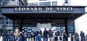 Partial Funded Master's Scholarships at Léonard de Vinci Group in France 2020