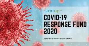 COVID-19 Response Fund 2020 by StartupXs
