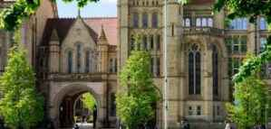 Partial Funded Master's Scholarships at the University of Manchester in the United Kingdom 2020