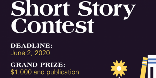 2020 Spring Short Story Contest
