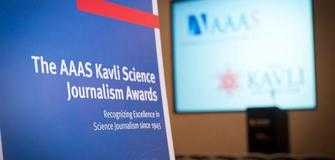 A Chance To Win $5,000 At The AAAS Kavli Science Journalism Award 2020