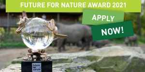 2021 Future For Nature (FFN) Awards