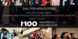 The M100 Young European Journalists Workshop
