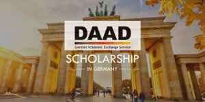 German DAAD Fully Funded Postgraduate Scholarships