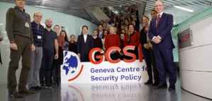 Prize for Innovation in Global Security Provided by GCSP
