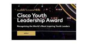Cisco Youth Leadership Award